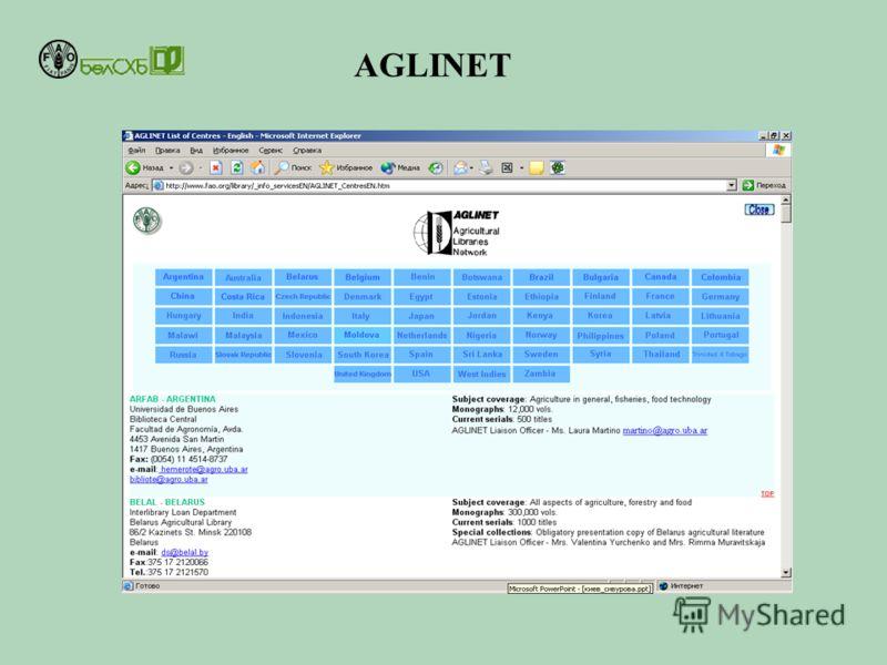 AGLINET