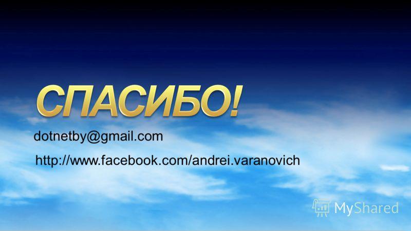 http://www.facebook.com/andrei.varanovich