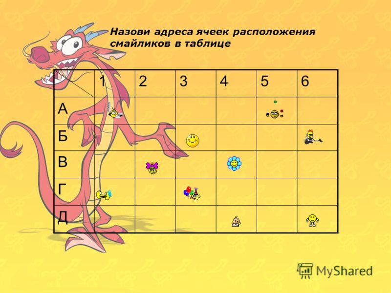 Примеры таблиц: - календарь -школьный журнал -тетрадный лист в клетку -игра Морской бой Приведите свои примеры