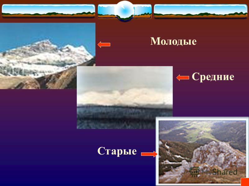 По абсолютной высоте горы подразделяют на: Высочайшие более 5000 м. Высокие более 2000 м. Средние от 1000м до 2000м Низкие до 1000м. Цвет объекта на карте.