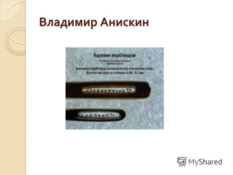 Владимир Анискин