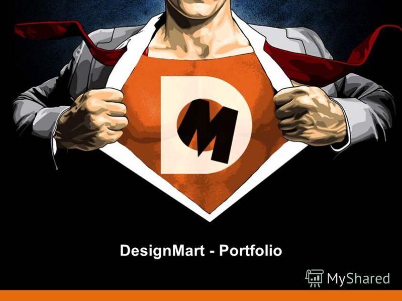 DesignMart - Portfolio