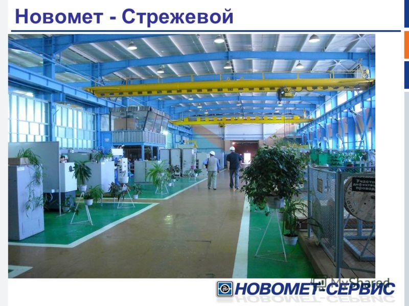 Новомет - Стрежевой