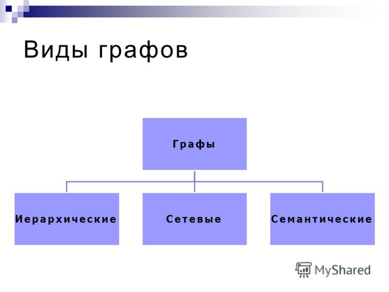 Граф это средство наглядного представления состава и структуры схемы Граф отображает элементный состав системы и структуру связей.
