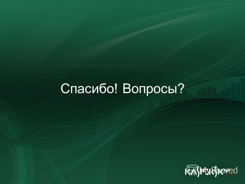KL On-Boarding. Moscow Спасибо! Вопросы?