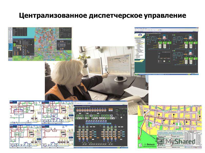 Централизованное диспетчерское управление