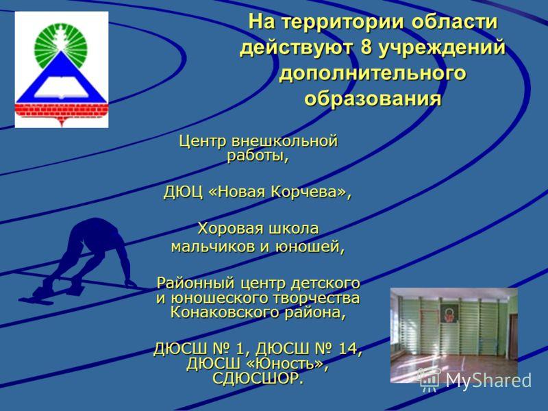 Детские дошкольные образовательные учреждения В сеть дошкольных образовательных учреждений входят: Конаковский специализированный дом ребёнка и 27 детских садов, из которых 1 – негосударственный, 1 – федерального подчинения и 25 – муниципальных – все