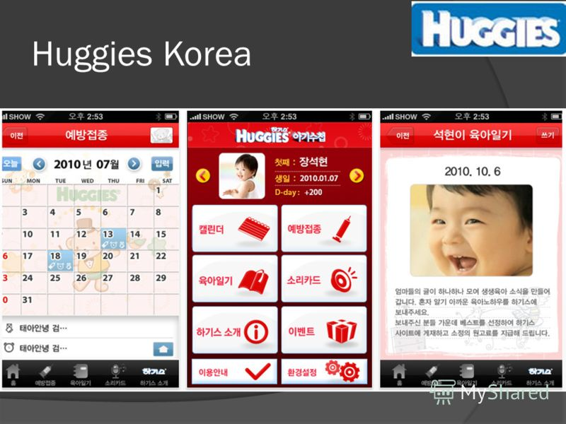 Huggies Korea