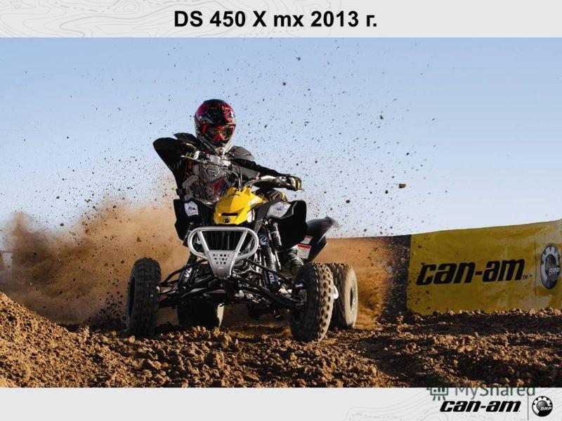 DS 450 X mx 2013 г.