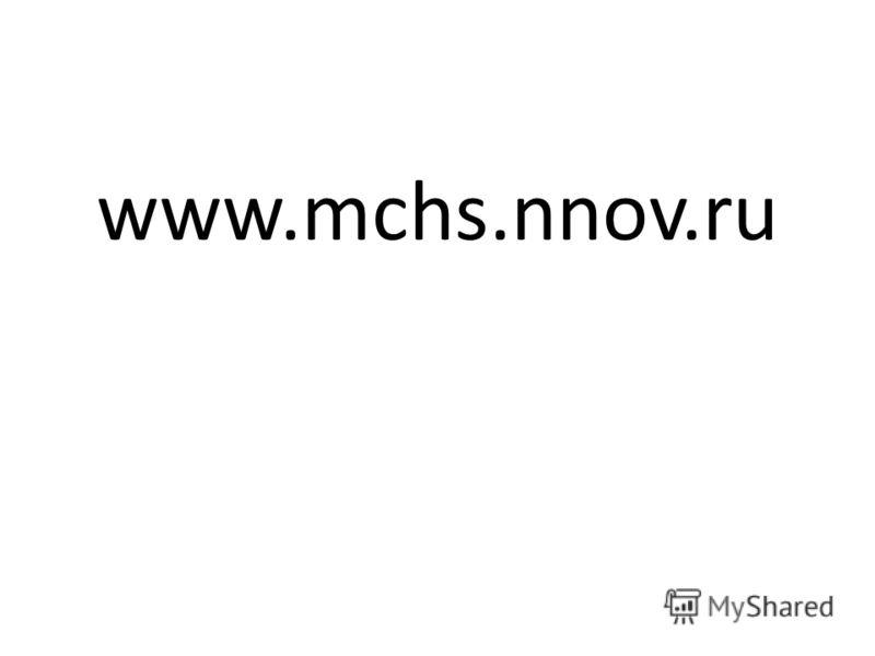 www.mchs.nnov.ru