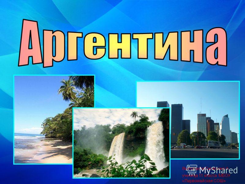 Выполнила Сюзюкина А, ученица 11 класса МБОУ «Первомайская СОШ»