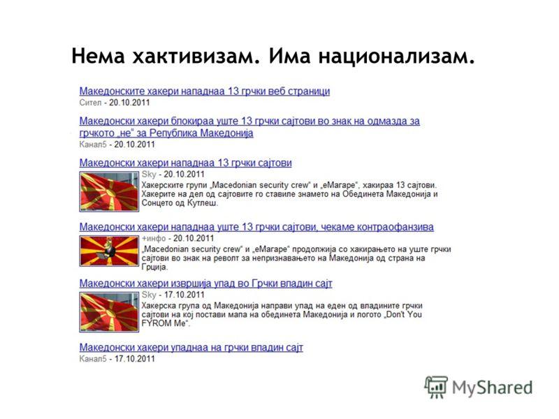 Хактивизам во Македонија?