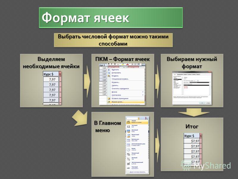 Расположение знаков в ячейке ТекстТекстЦифрыЦифрыФормулыФормулы