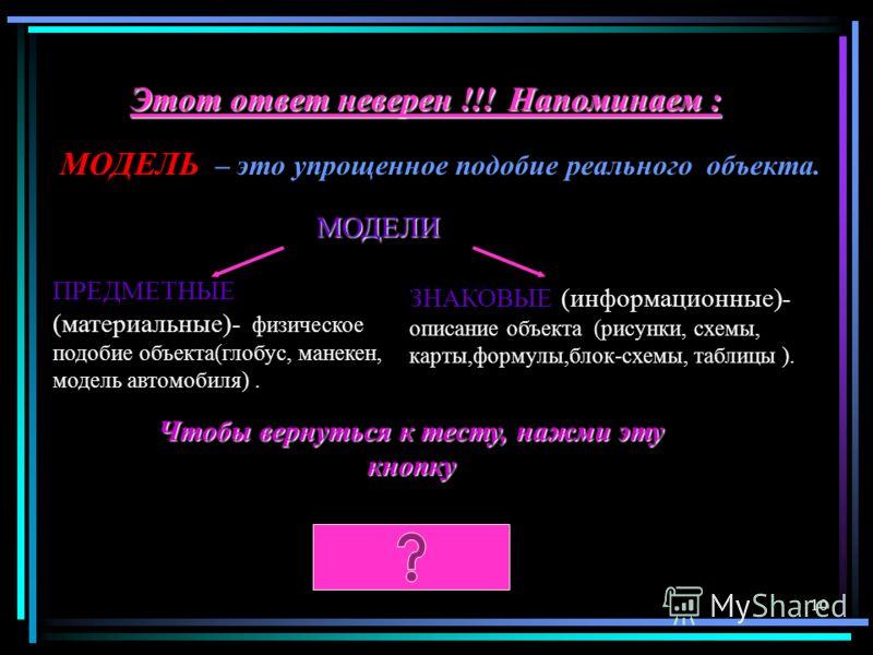 9 Информационной ( знаковой ) моделью является … Анатомический муляж Макет здания Модель корабля Химическая формула 2