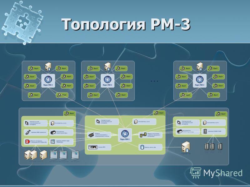 Топология РМ-3