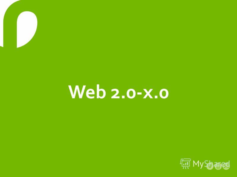 Web 2.0-x.0