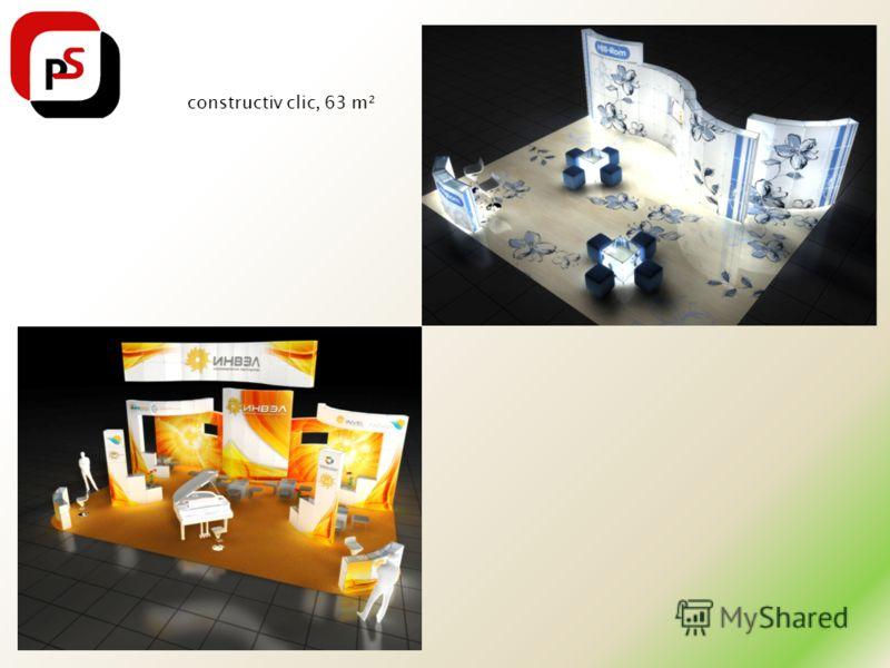 constructiv clic, 63 m²