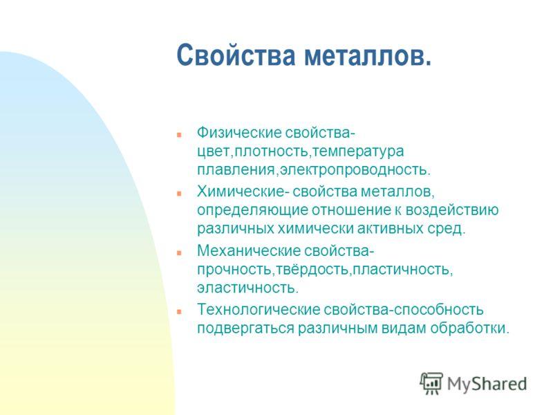 Презентация на тему Работа Подгорного Ю Курсовая работа  3 Свойства