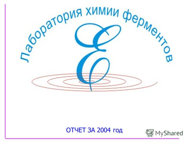 ОТЧЕТ ЗА 2004 год