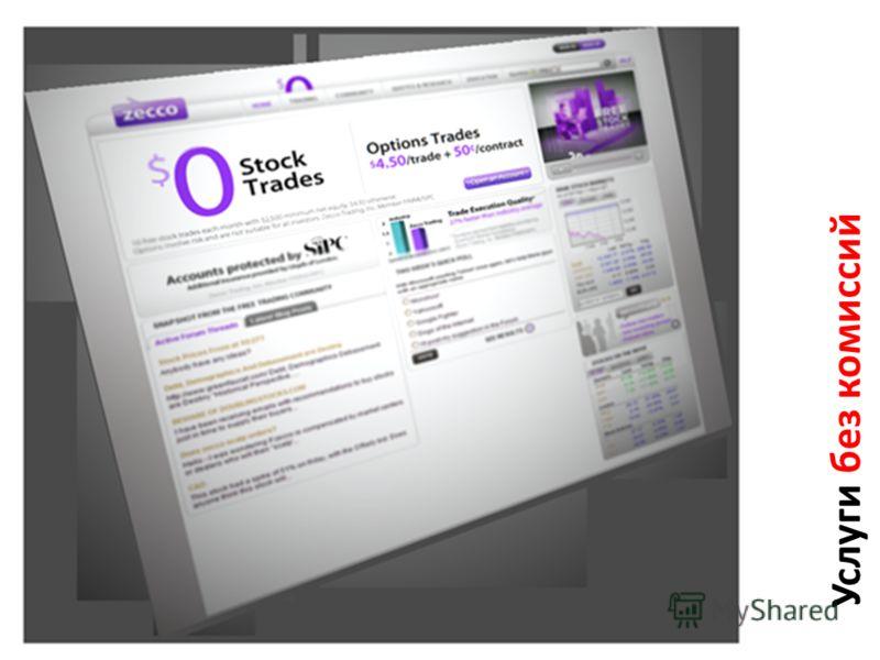 Маркетинг в финансовой сфере