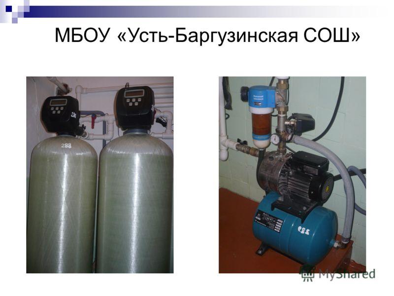 МБОУ «Усть-Баргузинская СОШ»