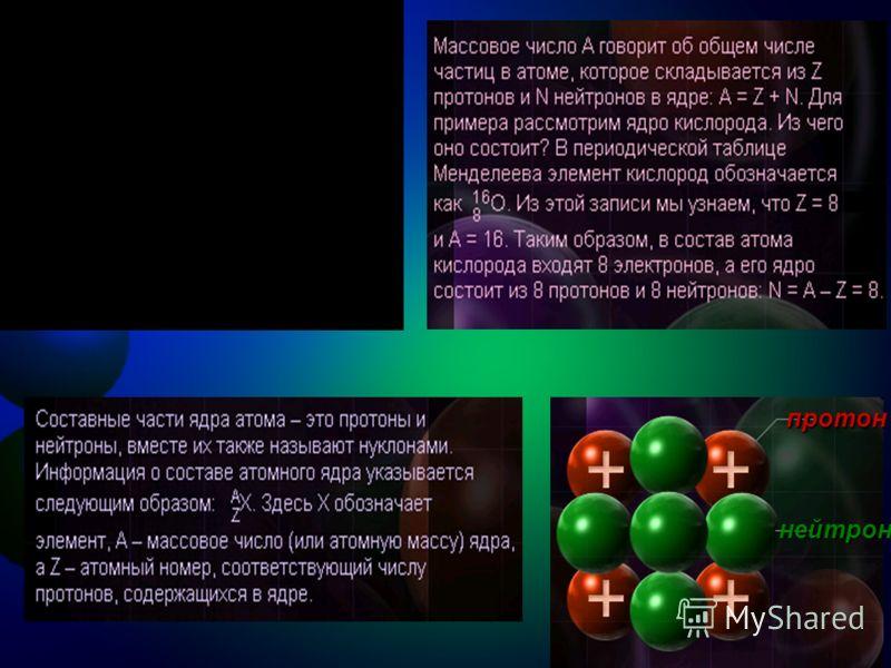 Общий положительный заряд атома Ze (Z – это число элементарных зарядов e) заключен в ядре. Снаружи ядра расположено Z электронов, следовательно, атом – электрически нейтрален. Электроны вращаются вокруг ядра, словно планеты вокруг Солнца. Они удержив
