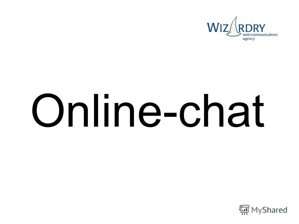 Online-chat