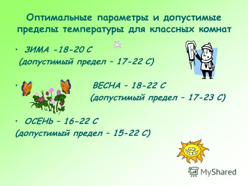 Гигиенические требования к уроку Здоровьесберегающую среду на уроке позволяют создать гигиенические условия в классе (кабинете): освещенность, наличие шума, температурный режим, организация проветривания