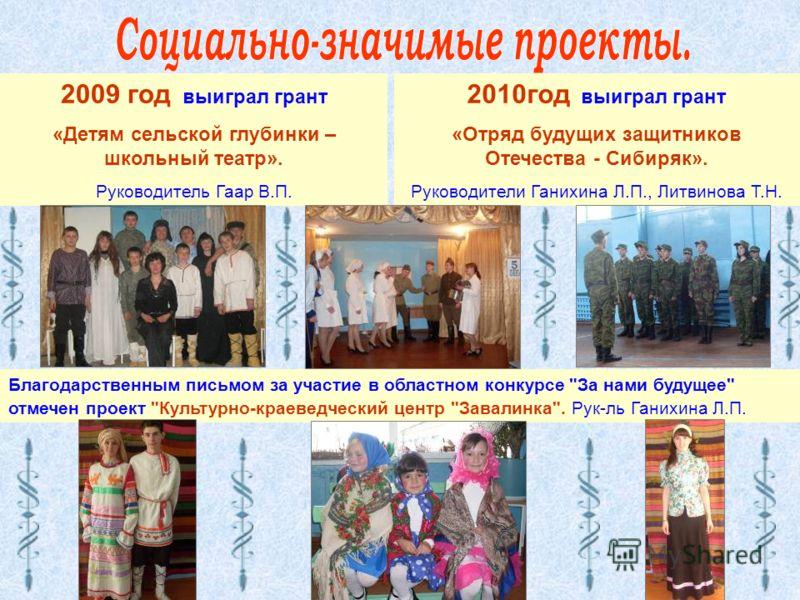 Выпускники МОУ «Новокулындинская СОШ», награжденные золотой и серебряной медалями «За особые успехи в учении».