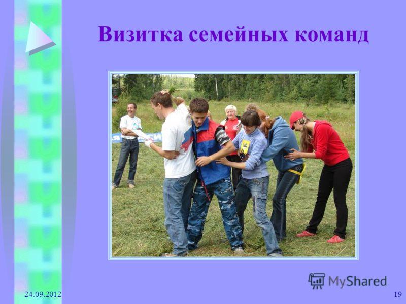 24.09.2012 19 Визитка семейных команд