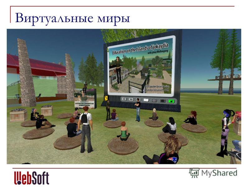 Виртуальные миры