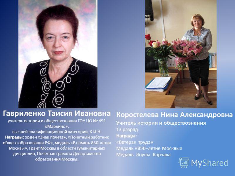 Вакансии преподаватель истории по россии