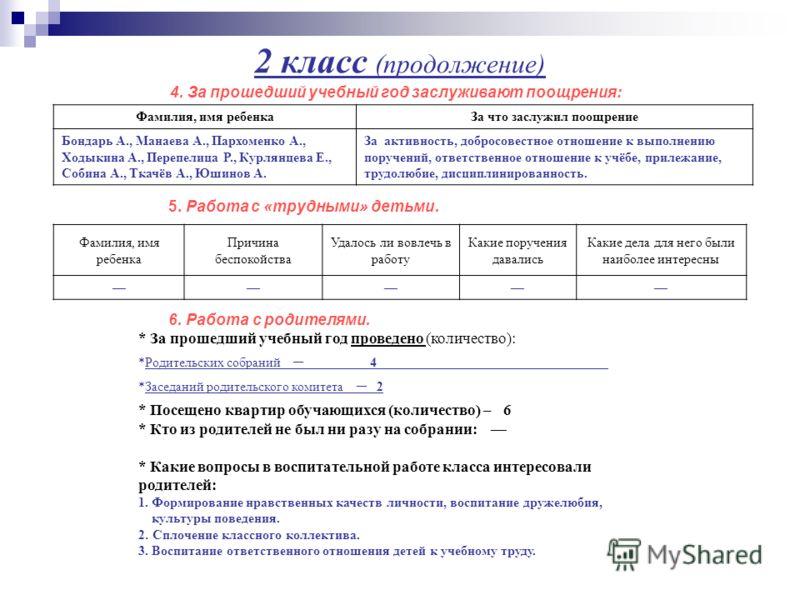 План Воспитательной Работы В 3 Классе Без Регистрации