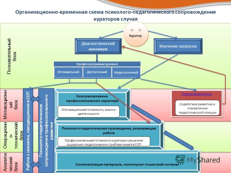 Организационно-временная схема