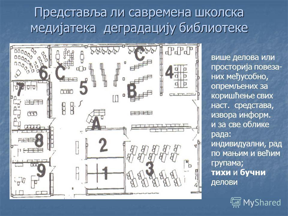 Проблеми и недоумице школских библиотекара просторни предуслови и ресурси опреме – системско решавање по утврђеним стандардима или од случаја до случаја просторни предуслови и ресурси опреме – системско решавање по утврђеним стандардима или од случај