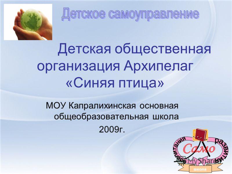 Детская общественная организация