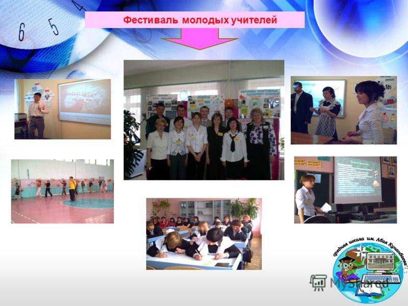 Фестиваль молодых учителей