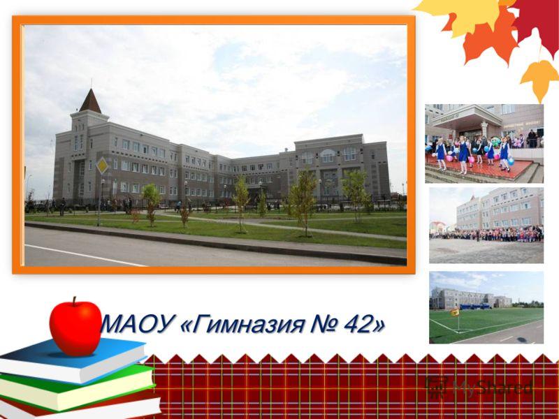 МАОУ «Гимназия 42»