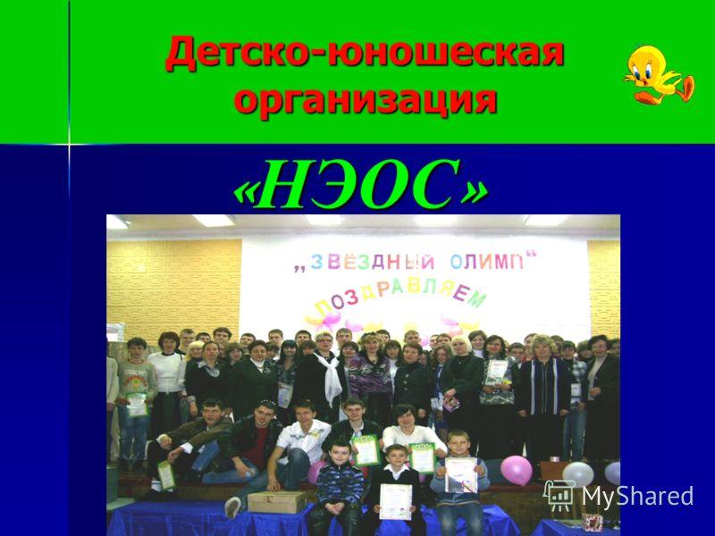 Детско-юношеская организация « НЭОС »
