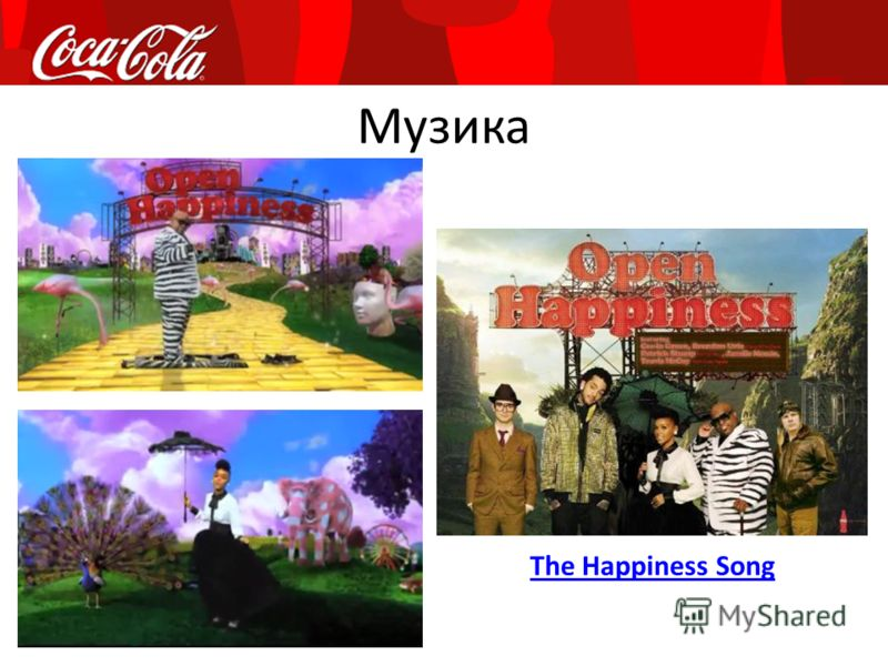 Музика The Happiness Song
