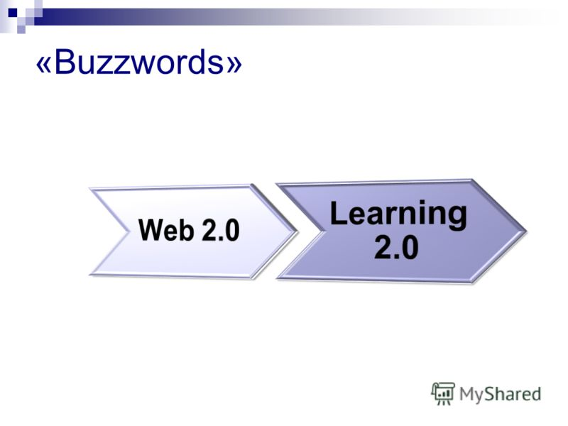 «Buzzwords»