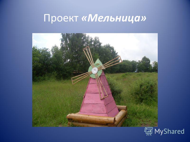 Проект «Мельница»