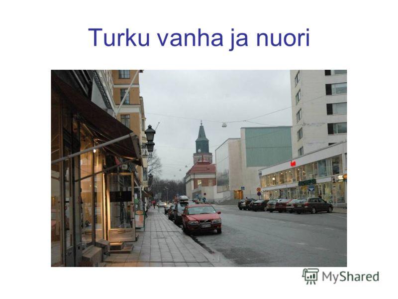 Turku vanha ja nuori