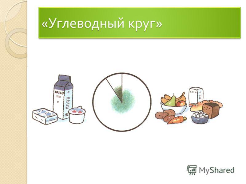 « Углеводный круг »