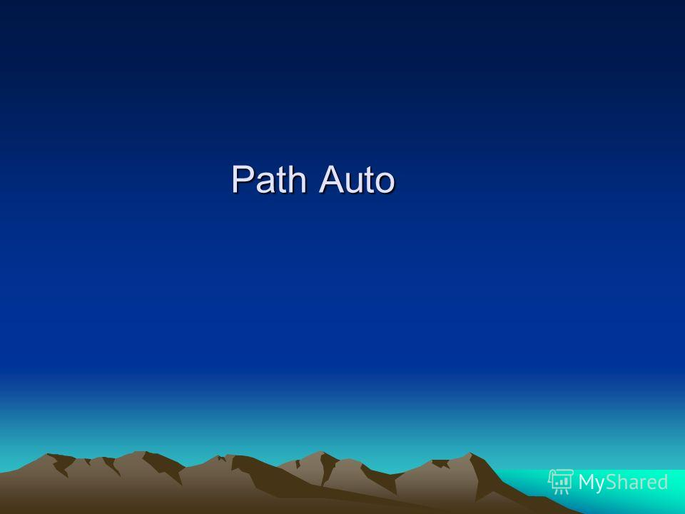 Path Auto