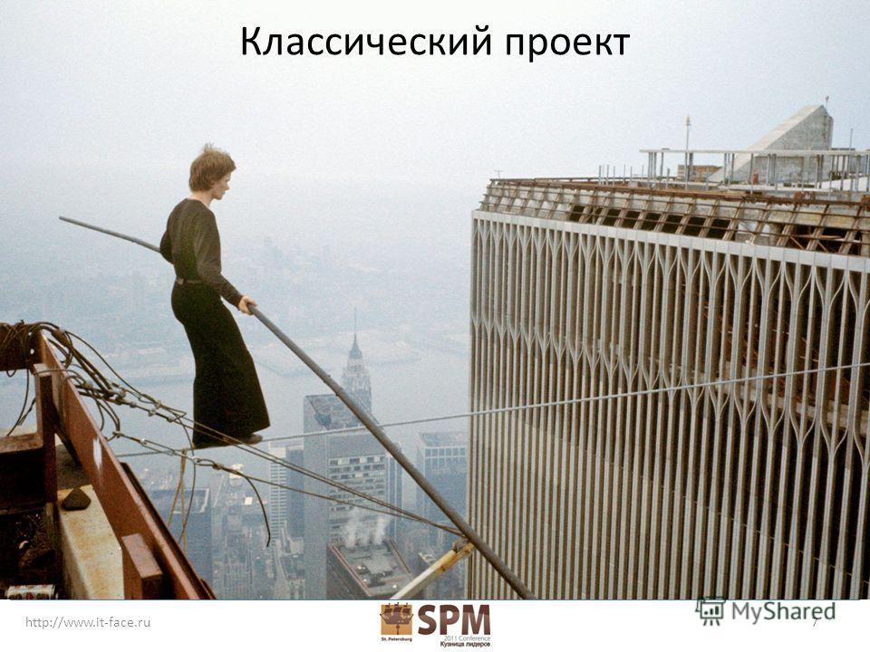 http://www.it-face.ru7 Классический проект