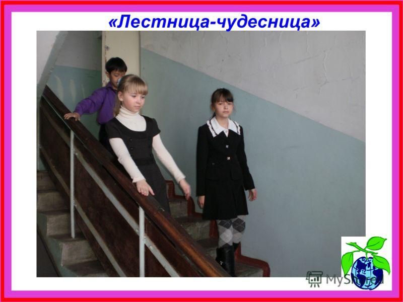 «Лестница-чудесница»