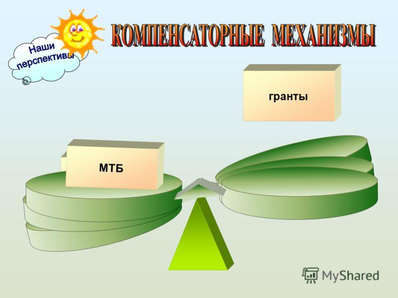 МТБ внебюджетные и спонсорские средства гранты