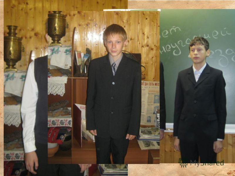 Выступление перед участниками шестых классов