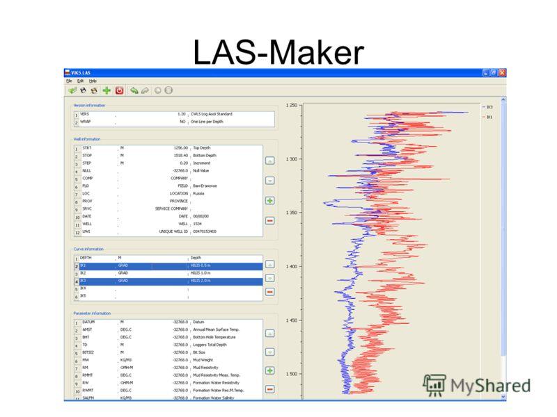 LAS-Maker